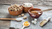 Şeker yerine kullanılabilecek besinler