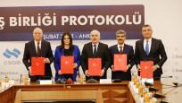 Ziraat Bankası ve SGK arasında protokol imzalandı