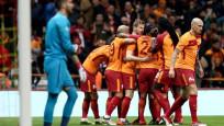 Galatasaray, Bursaspor karşısında gol olup yağdı