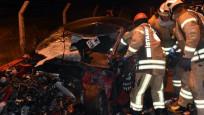 Maltepe'de feci kaza: Ölü ve yaralılar var