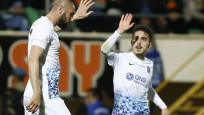 Trabzonspor, Alanyasporu 2-1 mağlup etti