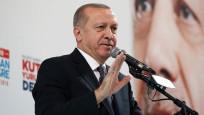 Erdoğan: Bize ihanet edenlere saygımız olmaz
