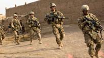 ABD askerlerinin Menbiç'teki şok görüntüleri!
