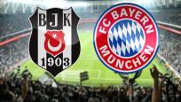 Beşiktaş Bayern Münih maçına hazır