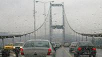 Meteoroloji'den İstanbullulara yağış uyarısı