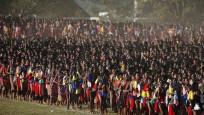 Krala eş olmak için binlercesi yarışıyor