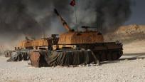 TSK: Birlikler Afrin'in kuzeyinde buluştu