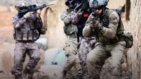 Özel Kuvvetler Afrin'de operasyona başladı