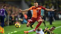 Fenerbahçe-Galatasaray maçından kareler