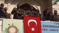TSK resmen ilan etti... İşte Afrin'de son durum