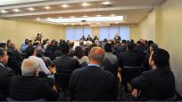 Afrinliler yerel meclis üyelerini Gaziantep'te seçti