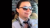 Pilot Beril Gebeş'in cesedi bulunamadı