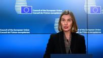 AB'den kritik Suriye çıkışı