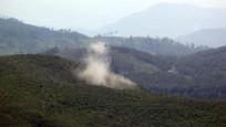 Hatay Yayladağı'na Suriye'den füze atıldı