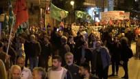 Afrin operasyonu Atina'da protesto edildi