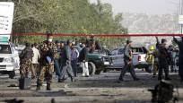 Kabil'de intihar saldırısı! Nevruz kana bulandı!