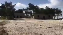 Terör örgütünün çocuk savaşçıları eğittiği kamp görüntülendi