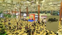 Singapur Changi Havalimanı dünyanın en iyisi seçildi