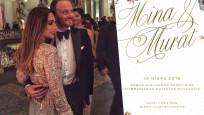 Mina Başaran'ın düğünü için harcanan paralar iade edildi