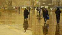 Meteoroloji'den çamur yağışı uyarısı!