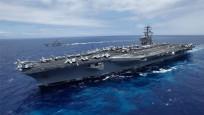 Reuters duyurdu! ABD savaş gemisi operasyon yaptı