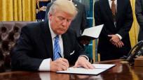 Trump 1.3 trilyon dolarlık bütçe paketini onayladı