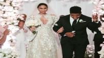 Chanel Iman ve Sterling Shepard evlendi