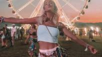 İşte Coachella Festivali'nden kareler!
