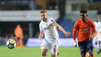 Başakşehir Kayserispor'u  3-1'le geçti