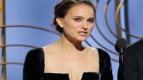 Natalie Portman İsrail'in ödülünü reddettİ