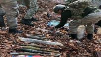 Afrin'den kaçan teröristler orada sıkıştı