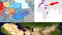 Türkiye'yi ilgilendiren 20 harita