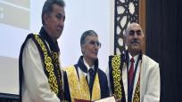 Kırgızistan'dan Aziz Sancar'a fahri profesörlük Ödülü