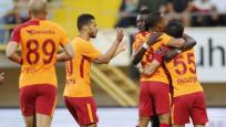 Alanyaspor: 2-3 :Galatasaray