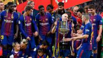 Barcelona yüzyılın rekorunu kırdı