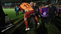 Galatasaray'da liderlik sevinci