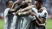 Beşiktaş evinde mutlu sona ulaştı