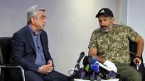 Ermenistan'da Paşinyan gözaltında
