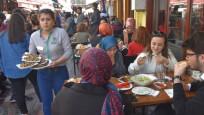 Edirne esnafı turistlere ciğer yetiştiremiyor