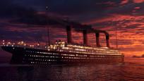 Titanik'in menüsüne rekor fiyat