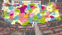 Milletvekillerinin illere göre dağılımı
