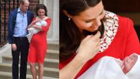 İngiliz kraliyet ailesinin üçüncü bebeği doğdu! İşte cinsiyeti...