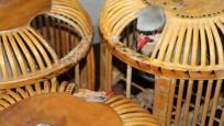Kınalı keklik tuzakçılarına 56 bin 552 lira ceza
