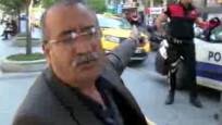 Taksici kavgada yayayı bıçakladı
