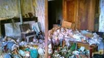 1 Euro'ya aldıkları çöplük içindeki evi saraya dönüştürdüler!