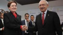 Kılıçdaroğlu ile Akşener'den kritik görüşme