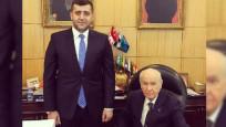 MHP'li il başkanı görevinden istifa etti