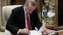 Erdoğan, uyum yasasını onayladı