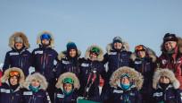 Maceracı kadınlar Kuzey Kutbu'nda