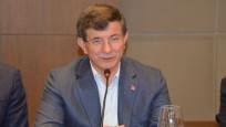 Ahmet Davutoğlu basın toplantısı düzenleyecek